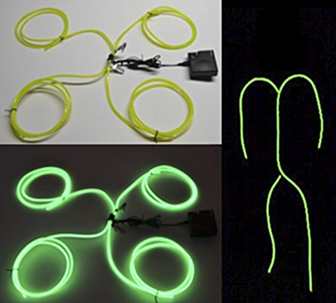 Amazon.com: Light up Stick Figure Costume Kit Includes Lights,Shades ...