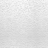 tongue and groove ceiling  4240 Tivoli Textured Ceiling Tiles,12x12 Inch, Qty 32.