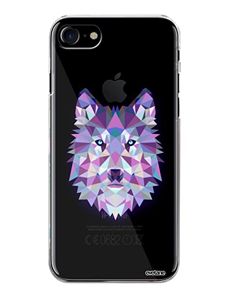 iphone 8 coque loup