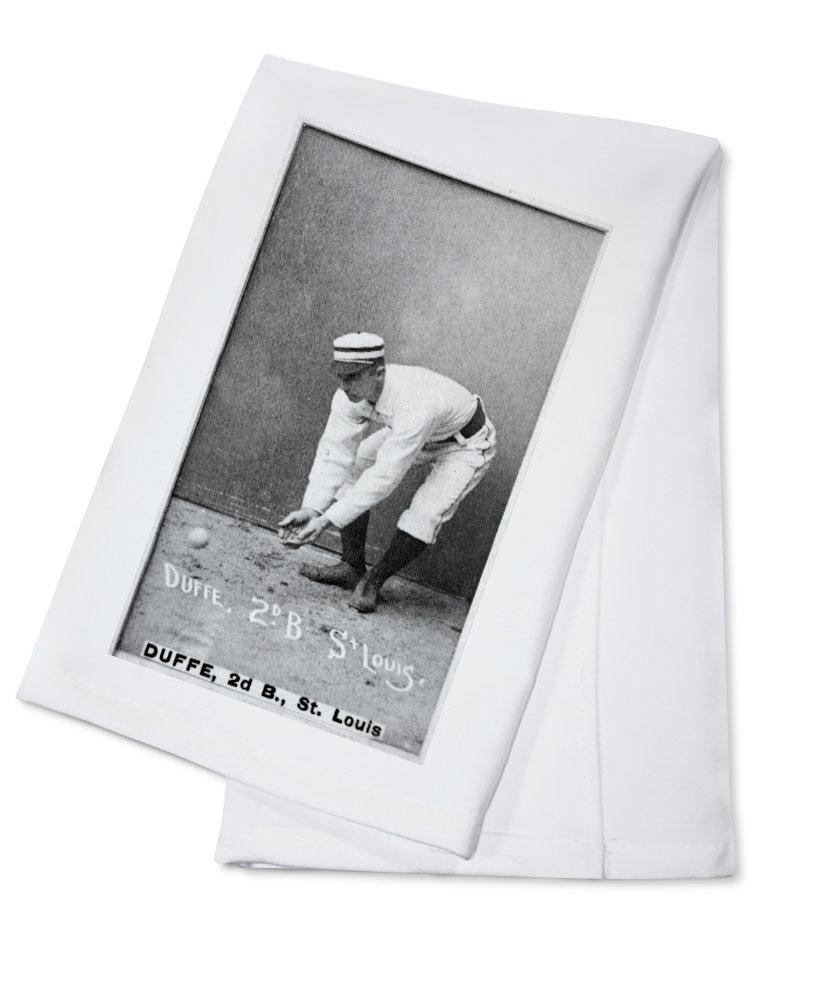 セントルイスBrowns – Duffe – 野球カード Cotton Towel LANT-23075-TL B0184B9ERG  Cotton Towel