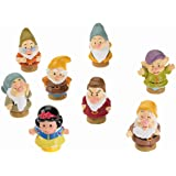 Fisher-Price Little People Disney Snow White and Seven Dwarfs Gift Set
