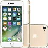 iPhone 7 32GB ela 4.7'' iOS 10 4G Câmera 12MP - Apple - Dourado