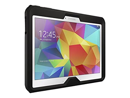 cheap for discount e906a 1ef9d OtterBox Samsung Defender Galaxy TAB 4 10.1 Black (77-43084)