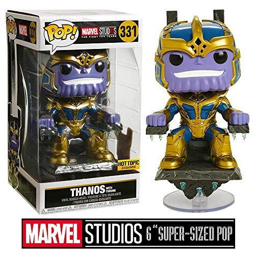Which is the best funko pop thanos with throne?