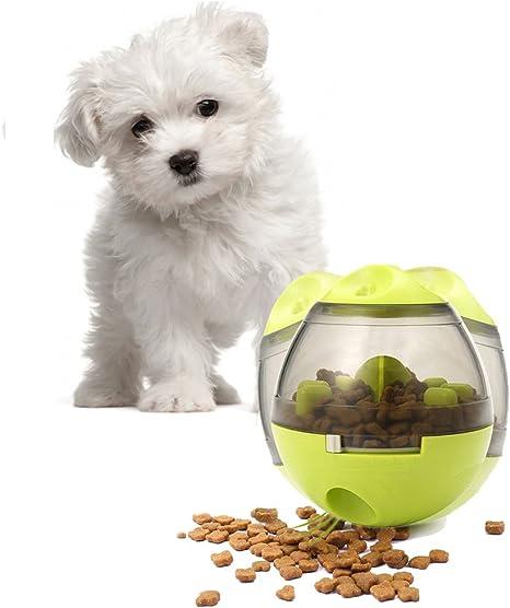 Alimentador de comida para perros juguete comida para perro ...
