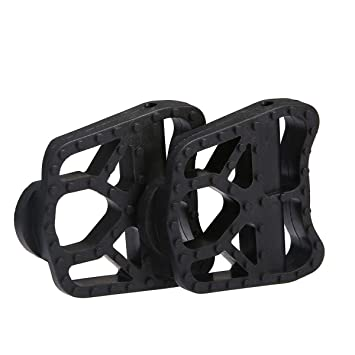 26c7bde11a4 2 Pcs Clipless Platform Pedal Adapter Cover