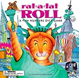 Rat-A-Tat Roll - A Fun Numbers Dice Game