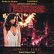 The Darkening: Immortals Series, Book 2 | Robin T. Popp
