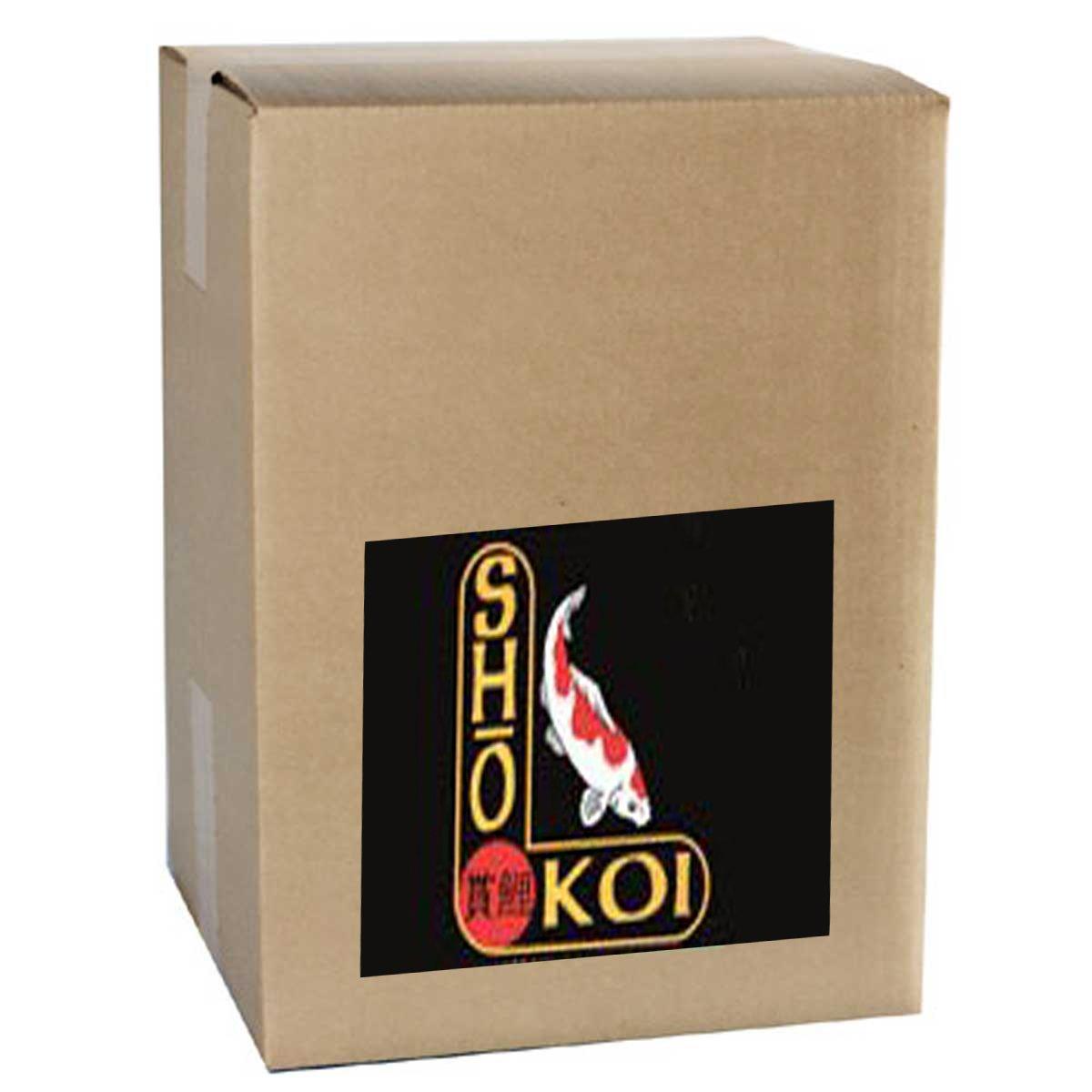Total Koi Inc ATK55505 Sho Koi ImpaCount Small Floating Pellet, 50-Pound