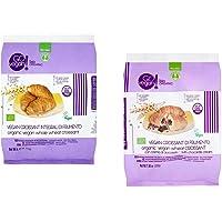 Pack de 2 GO VEGAN: Croissant De Trigo Integral 35g & Croissants De Trigo -