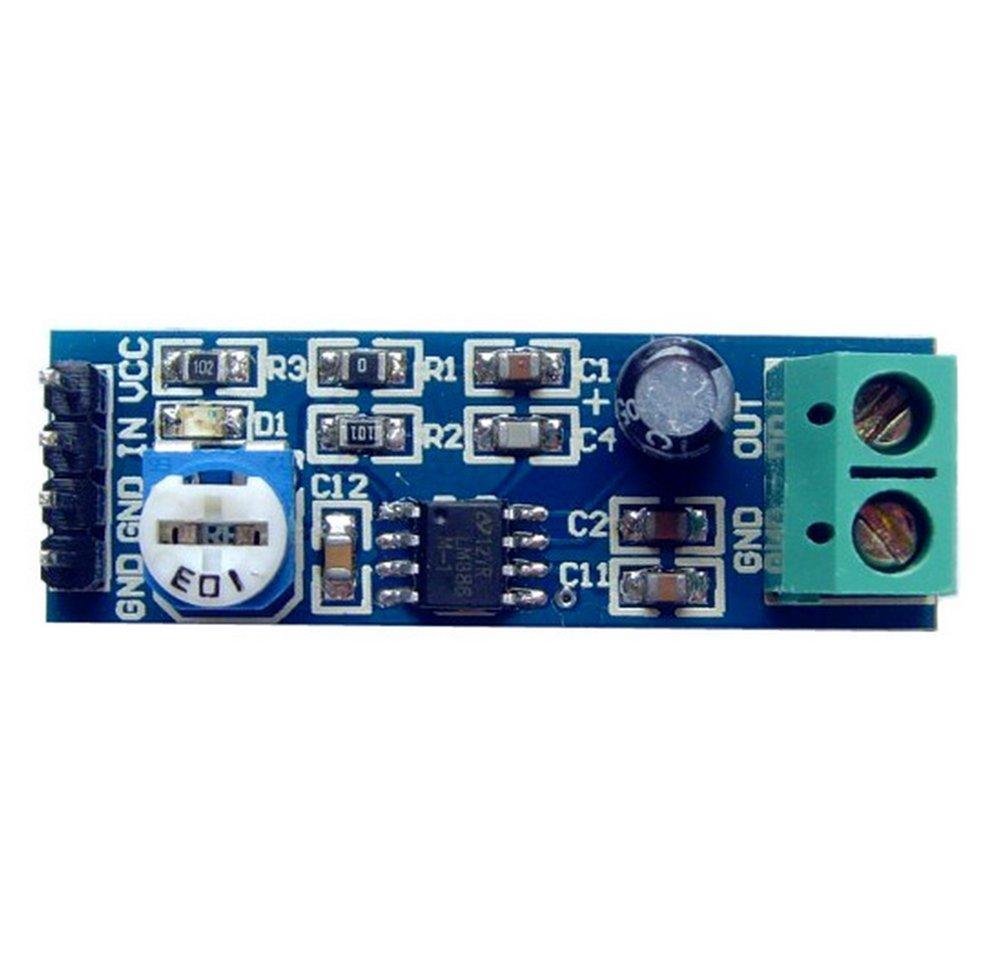 Demarkt LM386 Ein Gewinn von 200 Audio Verstä rker Modul