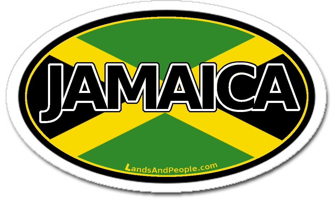 Bumper Stickers In Jamaica