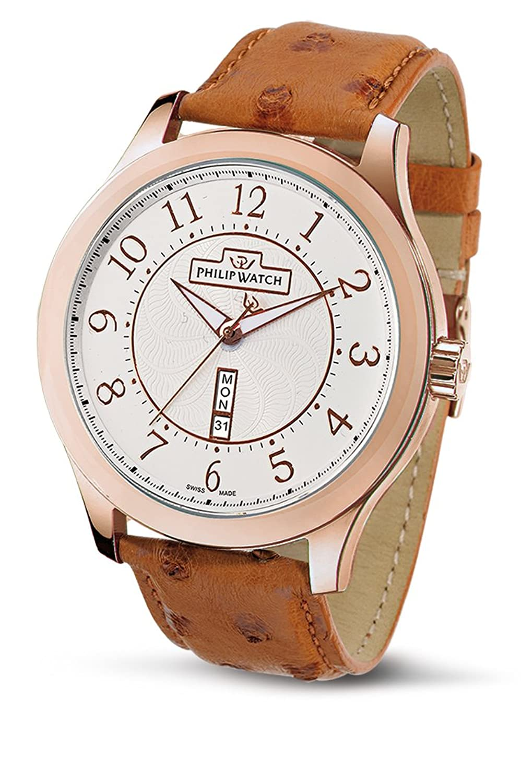 Philip Watch Herren-Armbanduhr Prestige  R8251100045