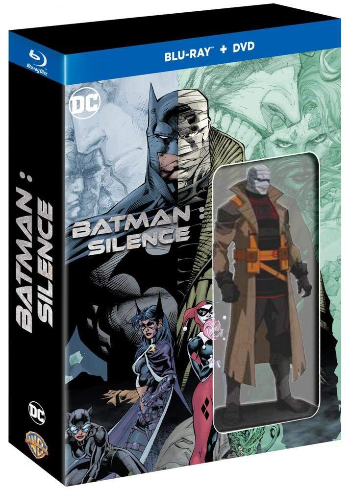 Batman : Silence [Francia] [Blu-ray]: Amazon.es: Justin ...