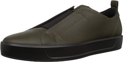 ECCO Men's Soft 8 Slip on Sneaker