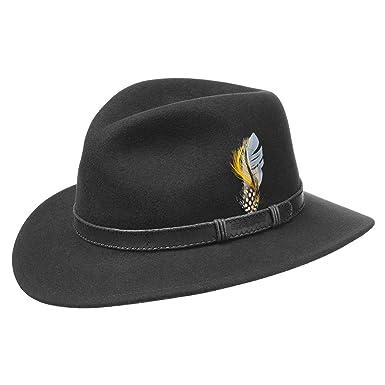 b40daa735702c Stetson Rutherford VitaFelt Earflap Hat Men