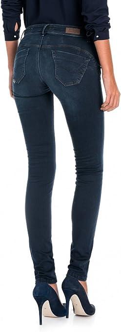 TALLA 25. Salsa Jeans Donna Denim BLU Scuro