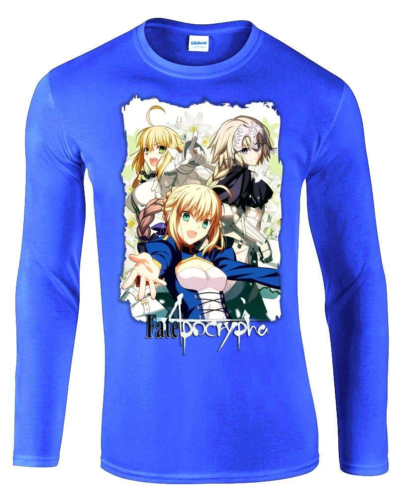 Burai Outlet Fate Apocrypha Anime Unisex Shirt 6738