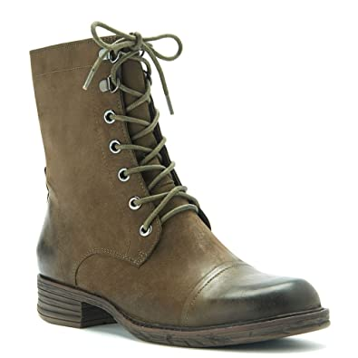 dade484fbb0 Blondo Women s Pyo Waterproof Taupe Nubuck Boot