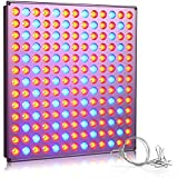 Roleadro LED Grow Light, 75w Plant Growing Lights Grow Lamps Panel with Red&Blue Spectrum for Indoor Plants, Hydroponic, Greenhouse, Succulents, Flower, Seedling Growing