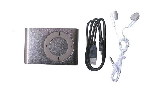 PTCMART MP3 Players   Silver