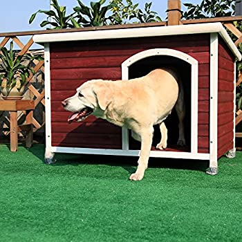Petsfit  Wooden Dog House