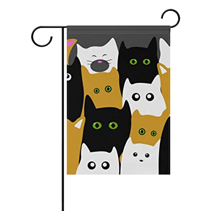 Amazon com : Top Carpenter Doodle Cats Double-Sided Printed