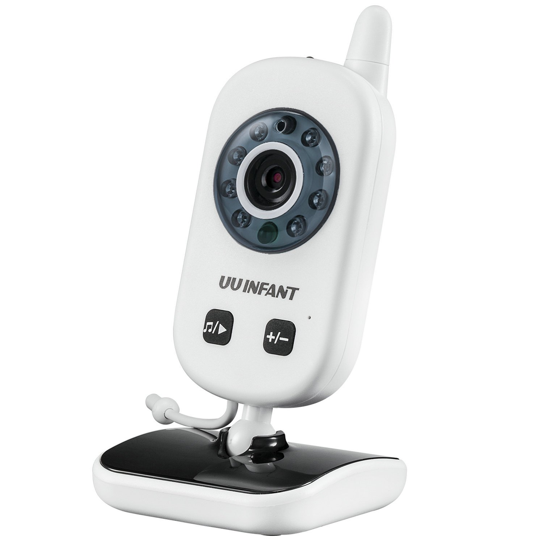 UU Infant Babyphone Extra Zusä tzliche Kamera fü r UU Infant UU24 Baby Monitor