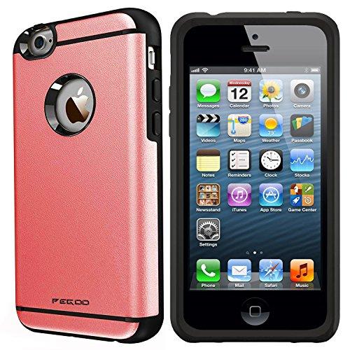 iphone 4s case bumper red - 7