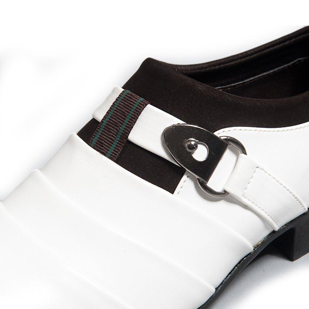 Minetom Uomo Autunno Scarpe Britannico Stile Elegante Oxford Scarpe Formale Affari Pelle Scarpe Basse