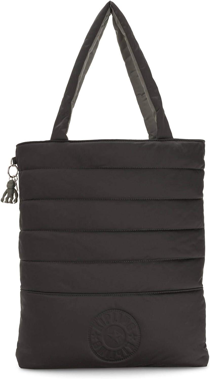 Kipling Double Puff Reversible Tote Bag
