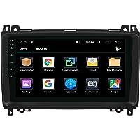 Android 10 Autoradio Auto Stereo 9 inch Autoradio voor Mercedes W906 Sprinter/V-Klasse W639/Vito/Viano/B-Klasse W245…