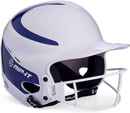 Rip-It Vision Classic Softball Batter Helmet M//L CVISN Navy