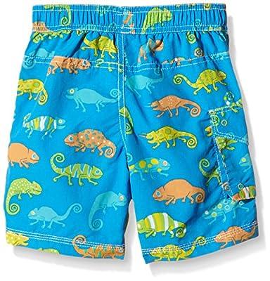 Hatley Boys' Crazy Chameleons Board Shorts
