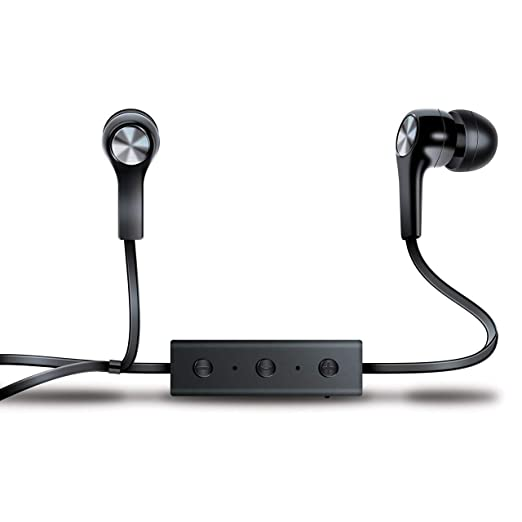 Amazon.com: By-Isound Wireless Headset for Phone Stereo Earphone Wireless Headset Microphone One Size: Electronics