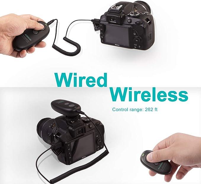 Camera & Photo Accessories a400 a900 a65 a300 Opteka Remote ...