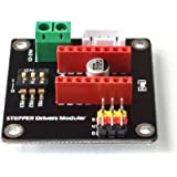 42 Stepper Motor Driver Expansion Board DRV8825 A4988 3D Printer Control Shield Module for Arduino UNO R3 Ramps1.4 DIY…