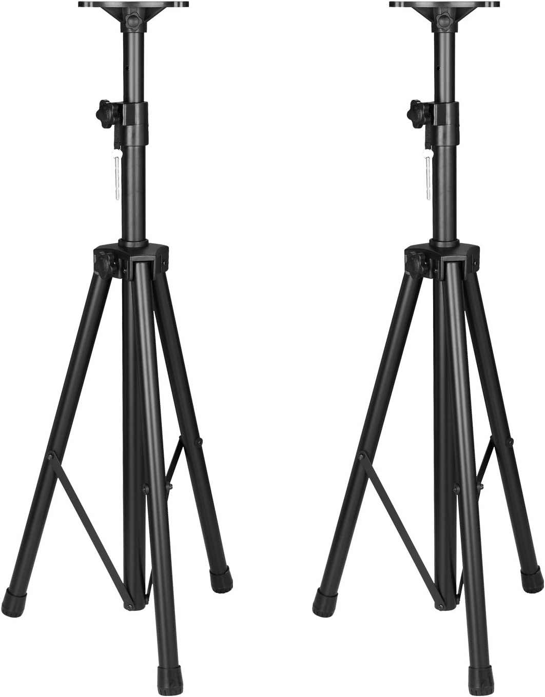 Acesonic SS-689 Professional Heavy Duty Speaker Stands Pair