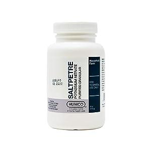HUMCO 263794001 Potassium Nitrate FCC 4 oz, Shape