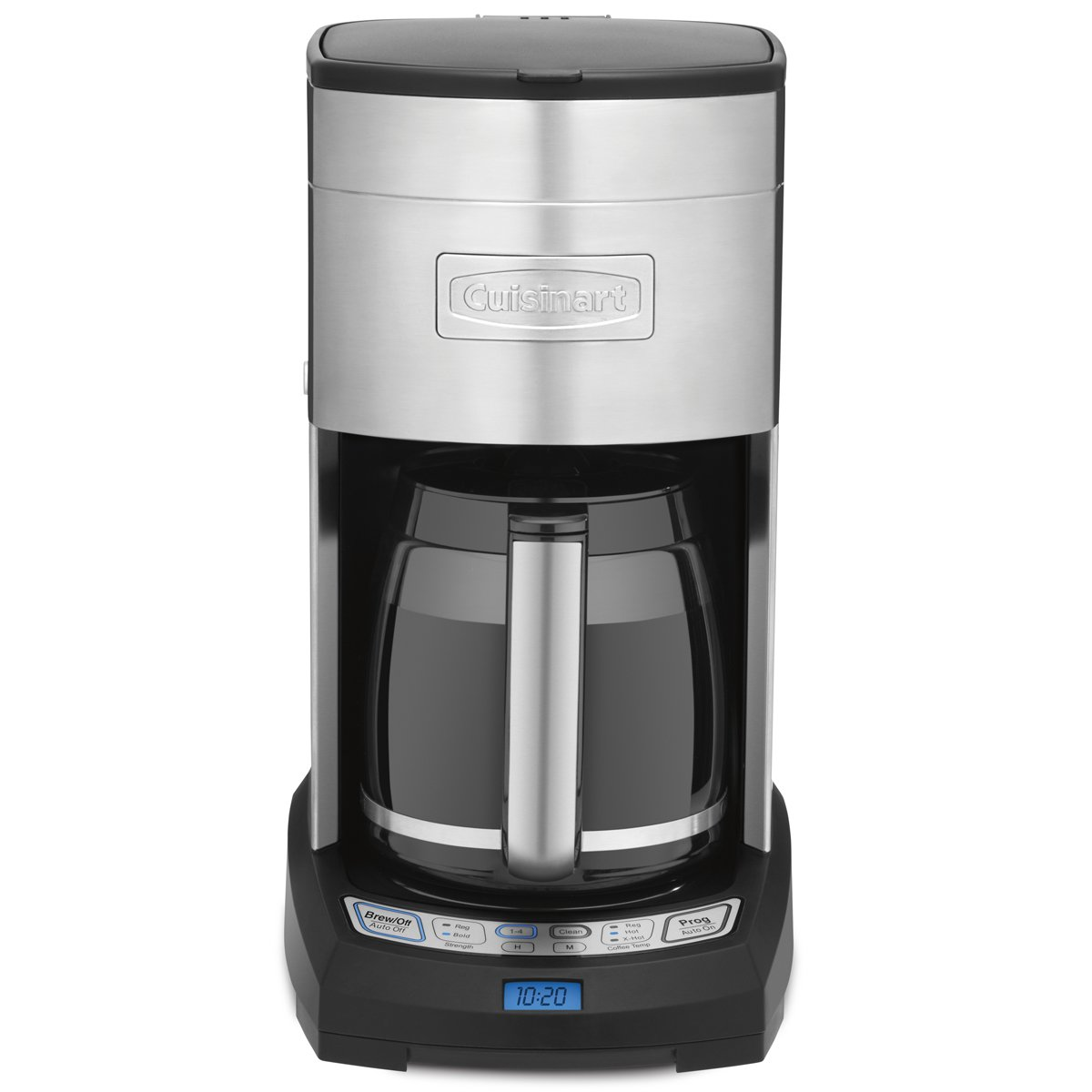 Cuisinart DCC-3650FR Cuisinart DCC-3650FR Extreme Brew 12-Cup Coffee Maker, Silver (Certified Refurbished)