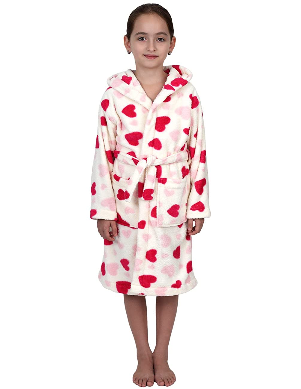 Amazon.com  TowelSelections Girls Robe ec7eee49d