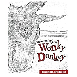 Coloring: The Wonky Donkey