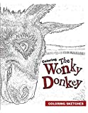 img - for Coloring: The Wonky Donkey book / textbook / text book