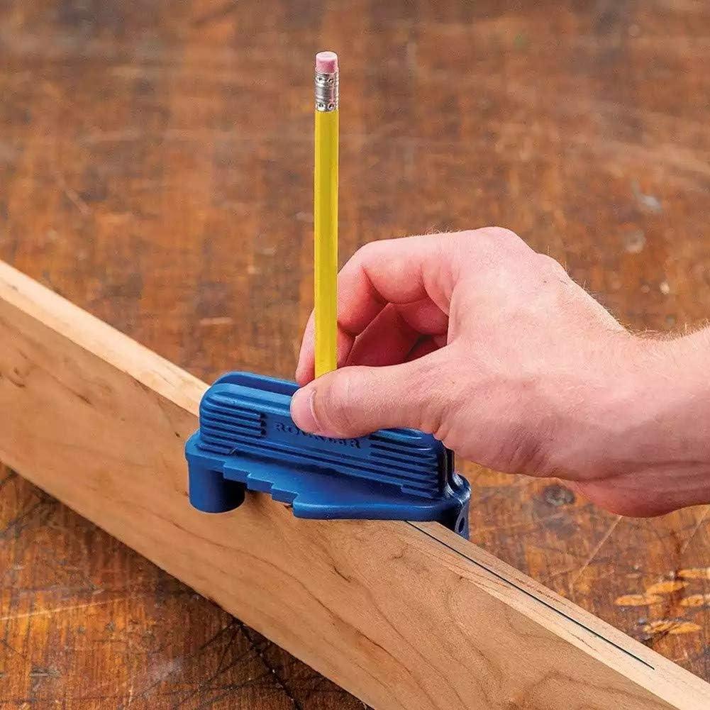 1 pi/èce WSOOX Outil de marquage pour le travail du bois pour crayons en bois standard sans per/çage