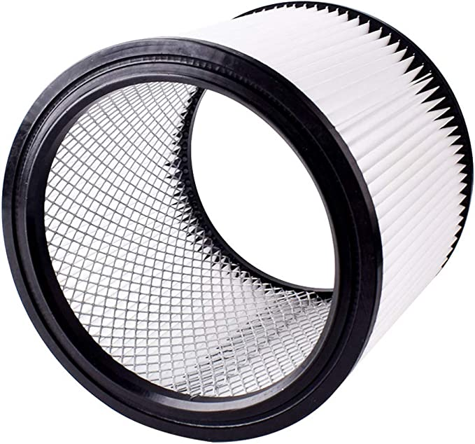 Filtro cilíndrico para aspiradora compatible con aspirador Nass ...