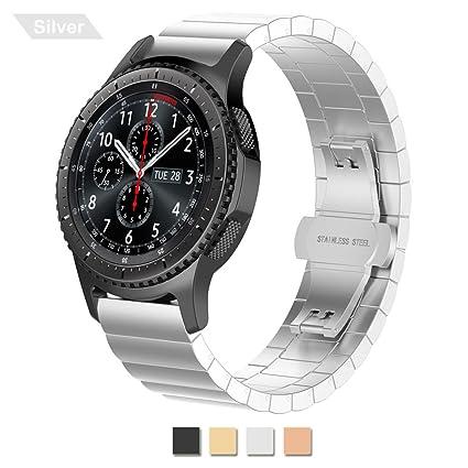 Bemodst Correa de Repuesto para Reloj Samsung Gear S3, de ...