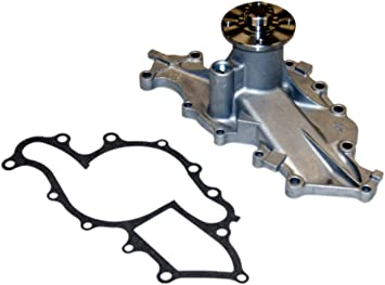 GMB 125-1990 OE Replacement Water Pump with Gasket
