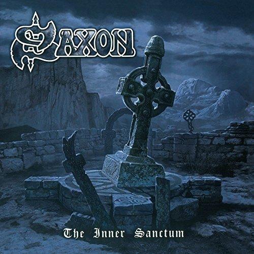 Vinilo : Saxon - Inner Sanctum (Colored Vinyl, United Kingdom - Import)