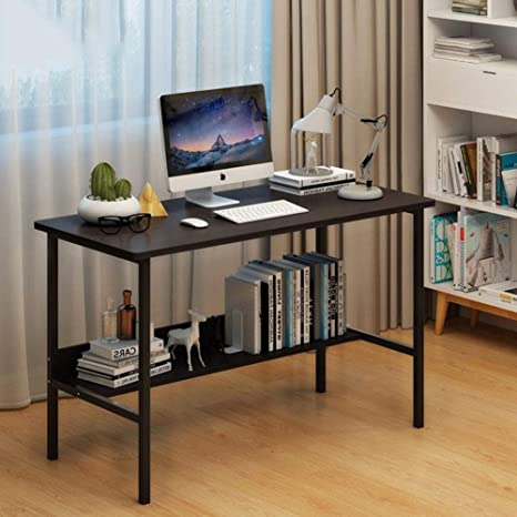 47x24x29in YQ WHJB Simple Sturdy Office Computer Desk,Writing Computer Table,Home Pc Laptop Table Desktop Workstation Easy to Assembly-v 120x60x73cm