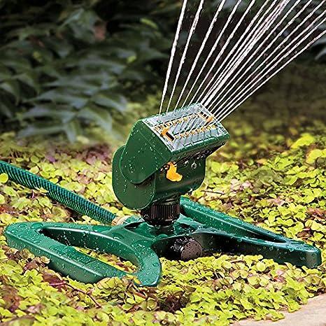 Mini Oscillating Sprinkler   Improvements